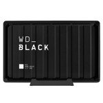 HDD WD D10 8TB Black Game Drive for PC - Packshot 1