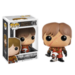 Game of Thrones - Tyrion Lannister in Battle Armor Pop! Vinyl Figure - Packshot 1