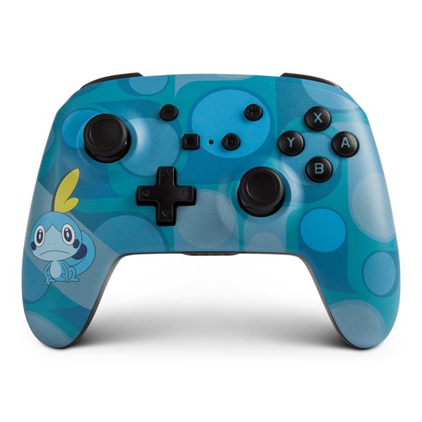 Nintendo Switch Pokemon Sobble Enhanced Wireless Controller - Packshot 1
