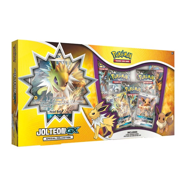 Pokémon TCG: Eeveelution Special Collection - Packshot 2