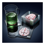 Brain Specimen Coasters - Packshot 3