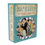 Marrying Mr. Darcy: The Pride & Prejudice Card Game - Packshot 1
