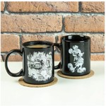 Disney - Classic Mickey Mouse Heat-Changing Mug - Packshot 3