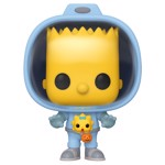 The Simpsons - Treehouse Of Horror Bart with Chestburster Maggie Pop! Vinyl Figure - Packshot 1