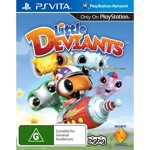 Little Deviants - Packshot 1
