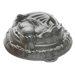 Dragon Cake Mould Pan - Packshot 1