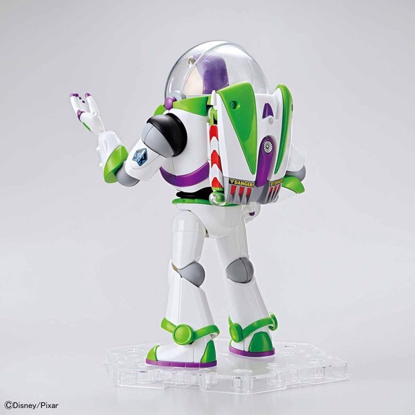 Disney - Pixar - Toy Story - Buzz Lightyear Cinema-rise Standard Model Kit - Packshot 6