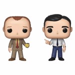 The Office - Toby and Michael Pop! Vinyl Figures 2-Pack - Packshot 1