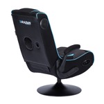 BraZen Serpent 2.1 Bluetooth Surround Sound Gaming Chair - Blue - Packshot 3