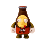 "The Simpsons - Dizzy Duff 3"" Kidrobot Figure - Packshot 1"