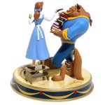 Disney - Beauty and The Beast Belle & Beast Finders Keypers Statue - Packshot 3
