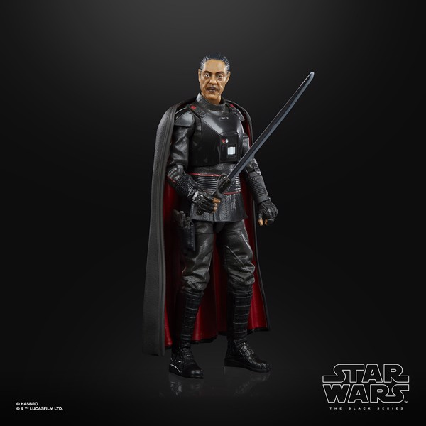 "Star Wars - The Mandalorian - Black Series Moff Gideon 6"" Action Figure - Packshot 2"