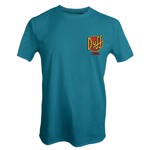 Simpsons - Duff Beer T-Shirt - XS - Packshot 1