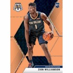 NBA - Panini 19/20 Mosaic Basketball Trading Cards - Packshot 2