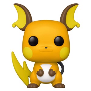 Pokemon - Raichu Pop! Vinyl Figure