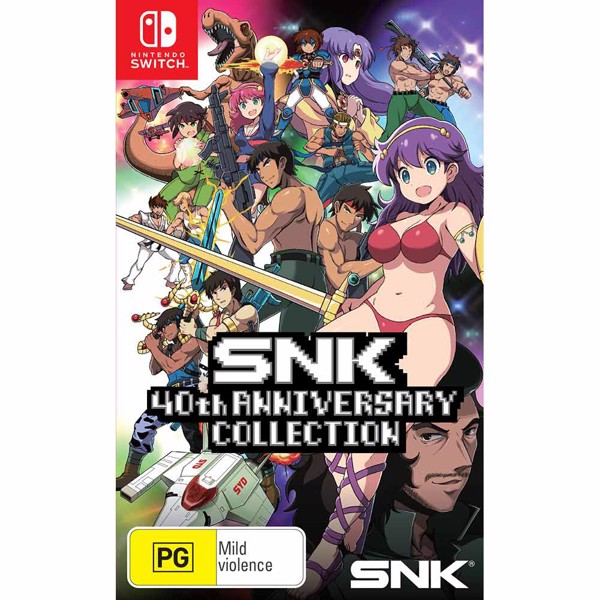 SNK 40th Anniversary Collection - Packshot 1