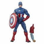 "Marvel - Avengers: Endgame Legends Series Captain America 6"" Action Figure - Packshot 1"