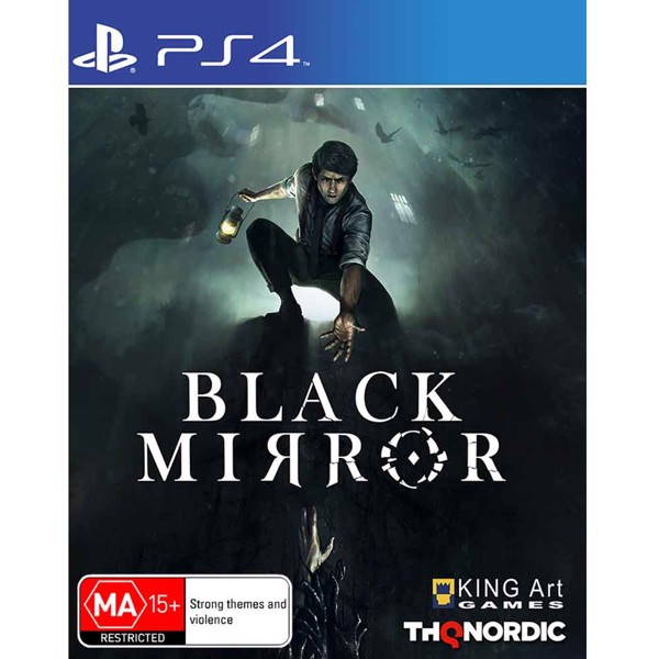 Black Mirror - Packshot 1