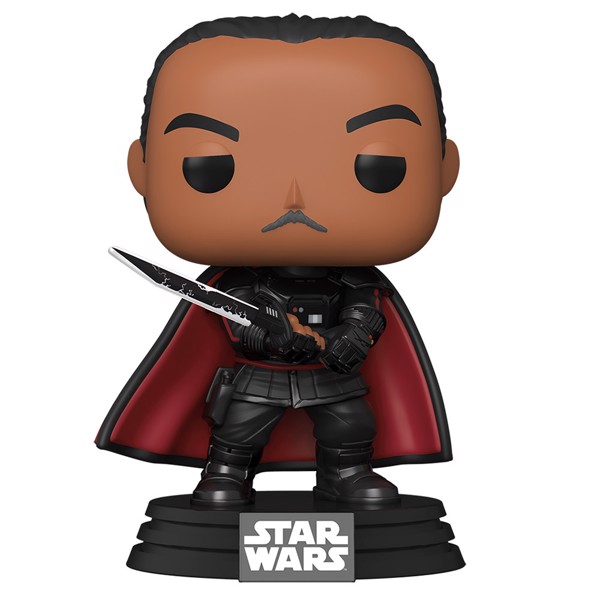 Star Wars - The Mandalorian Moff Gideon Pop! Vinyl Figure - Packshot 1