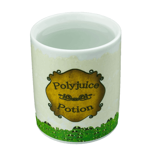 Harry Potter - Polyjuice Potion Heat Changing Mug - Packshot 1