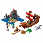 Minecraft - LEGO The Pirate Ship Adventure - Packshot 2