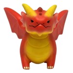 Dungeons & Dragons - Red Dragon Adorable Power Figure - Packshot 1