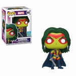 Marvel - Guardians of the Galaxy Gamora Classic SDCC19 Pop! Vinyl Figure - Packshot 1