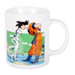 Dragon Ball Z - Goku Vs Frieza Manga Mug - Packshot 1