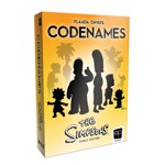 Codenames: The Simpsons Board game - Packshot 1