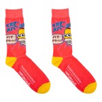 The Simpsons - Mr Sparkle Socks - Packshot 1