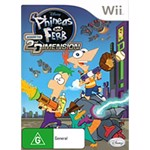 Phineas and Ferb: Across the 2nd Dimension - Packshot 1