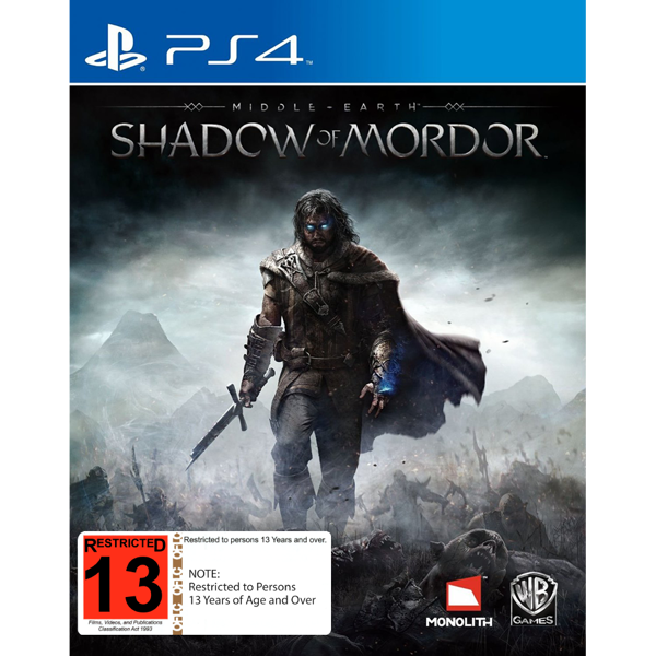 Middle-Earth: Shadow of Mordor - Packshot 1