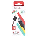 Nintendo Switch 3m Superfast Premium Braided Play & Charge Cable - Packshot 1