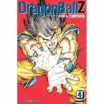 Dragon Ball Z VizBig Vol 4. Graphic Novel - Packshot 1