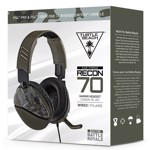 Turtle Beach® Recon 70 Green Camo Gaming Headset - Packshot 4