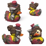 Borderlands - Mad Moxxi Tubbz Duck Figurine - Packshot 2