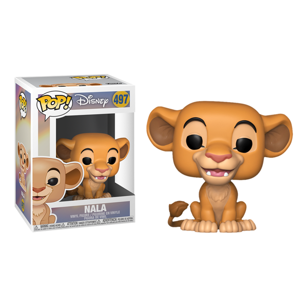 Disney - The Lion King - Nala Pop! Vinyl Figure - Packshot 1