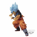 Dragon Ball Super - Super Saiyan God Super Saiyan Goku Son Goku Super Maximatic PVC Statue - Packshot 1