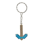 Minecraft - Diamond Pickaxe Keychain - Packshot 1