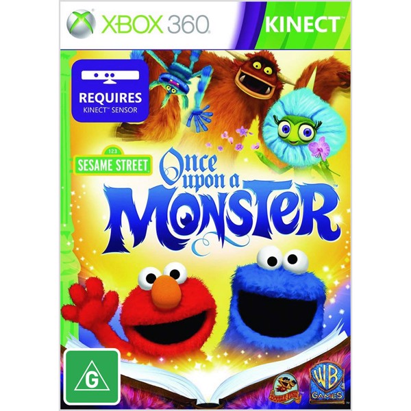 Sesame Street: Once Upon a Monster (preowned)