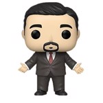 The Office - Michael Klump Pop! Vinyl Figure - Packshot 1