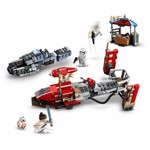 Star Wars - LEGO Pasaana Speeder Chase Construction Kit - Packshot 3