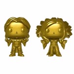 WWE - Ric and Charlotte Flair Gold Pop! Vinyl Figure 2-pack - Packshot 1