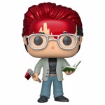 Stephen King - Stephen King with Axe & Book Pop! Vinyl Figure - Packshot 1