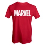 Marvel - Avengers: Endgame - Studio Logo Red T-shirt - Packshot 1