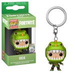 Fortnite - Rex Pop! Keychain Vinyl Figure - Packshot 1