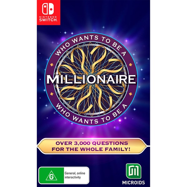 Who Wants to Be A Millionaire - Packshot 1