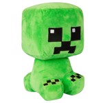 Minecraft - Crafter Creeper Plush - Packshot 1