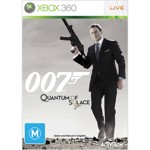 James Bond: Quantum of Solace - Packshot 1
