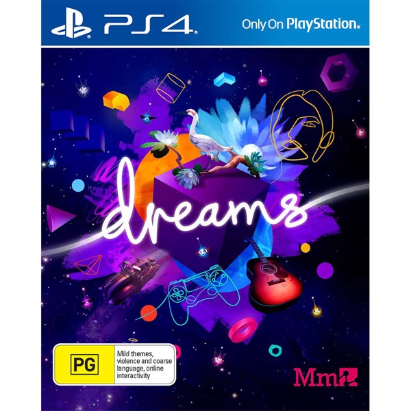 Dreams - Packshot 1